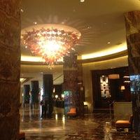 Photo taken at Hilton Americas-Houston by hidenori f. on 6/24/2013