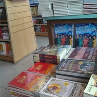Photo taken at Gramedia by Iis N. on 2/24/2013
