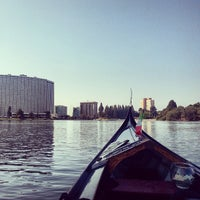 Photo taken at Lake Merritt by Lorraine L. on 7/21/2013