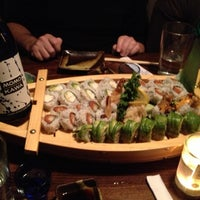 Photo taken at Yama Sushi by David F. on 11/13/2012