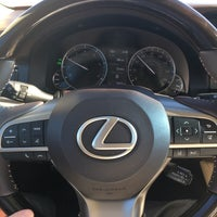 Photo taken at Park Place Lexus Grapevine by  ℋumorous on 9/30/2016