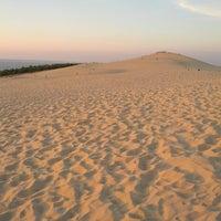 Photo taken at Dune du Pyla by David T. on 8/28/2013