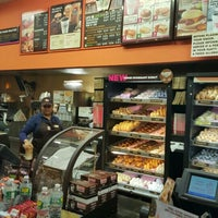 Photo taken at Dunkin Donuts by Phoebe H. on 1/14/2016