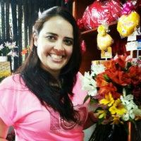Photo taken at Iara Flores by Ranny N. on 3/2/2013