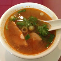 Photo taken at Tasty Thai by Jamez on 2/8/2013