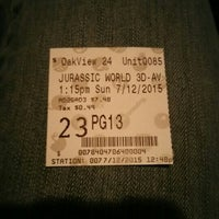 Photo taken at AMC Oakview Plaza 24 by Danielle L. on 7/12/2015