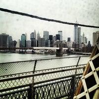 Photo taken at MTA Subway - Manhattan Bridge (B/D/N/Q) by E. J. W. on 3/16/2013