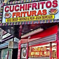 Photo taken at Cuchifritos Frituras by Joseph W. on 12/1/2012