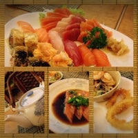 Photo taken at Restaurante Sapporo - Itaim Bibi by Sandra A. on 2/15/2013