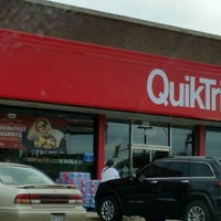 Photo taken at QuikTrip by Rob W. on 3/30/2016