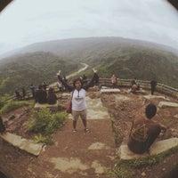 Photo taken at Kebun Buah Mangunan by Ranny D. on 1/14/2014