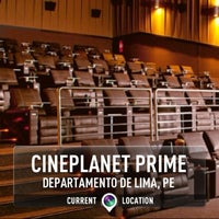 Photo taken at Cineplanet by Joel M. on 3/23/2013