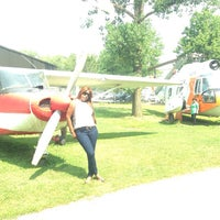 Photo taken at Aviation Hall Of Fame & Museum Of New Jersey by Danilsa M. on 8/1/2014