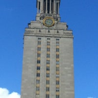 Photo taken at Main Building/The Tower (MAI) by Dylan D. on 10/22/2012