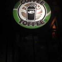 Photo taken at Coffee Toffee by Inggrid M. on 3/13/2013