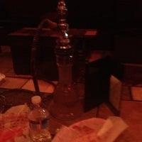 Photo taken at Arabian Nights Hookah Bar and Lounge by Kelly-Lynne R. on 10/5/2012