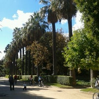 Photo taken at Jardins del Reial - Vivers by Paco H. on 10/21/2012