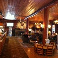 Photo taken at Grand View Lodge Golf Resort & Spa by Jennifer K. on 10/5/2012