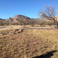 Photo taken at Kartchner Caverns State Park by esther s. on 12/27/2014