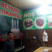 Photo taken at BEYBABA KEBAP ve SAC KAVURMA by Fatih E. on 11/24/2015