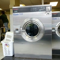 Photo taken at Giant Wash Coin Laundry by Ian S. on 11/25/2012