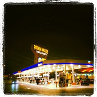 Photo taken at Chevron by Tom C. on 6/22/2013