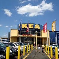 Photo taken at IKEA Elizabeth by Lisa B. on 9/23/2012