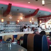 Photo taken at Skylark Diner by Asher S. on 3/10/2013