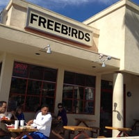 Photo taken at Freebirds World Burrito by Lisa M. on 9/29/2012
