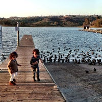 Photo taken at Lake Miramar Reservoir by Faisal A. on 2/7/2013