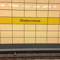 Photo taken at U Weberwiese by Nicole R. on 11/15/2012