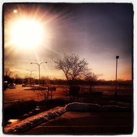 Photo taken at Megabus Stop by Qarie M. on 2/25/2013