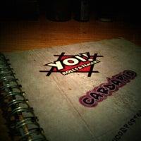 Photo taken at Yoi! Roll's & Temaki by Rodrigo M. on 9/15/2012