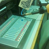 Photo taken at Lancer Radio @ College of Lake County by Dan H. on 4/24/2013