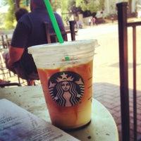 Photo taken at Starbucks by Leslie B. on 4/10/2013