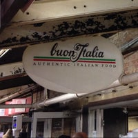 Photo taken at BuonItalia by Diogo F. on 7/18/2014