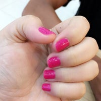 Photo taken at Luxurious Nails by Christina M. on 9/26/2016