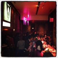 Photo taken at Halo Lounge by Joe #. on 2/15/2013