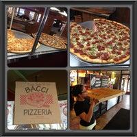 Photo taken at Bacci Pizzeria by Joe #. on 5/1/2013