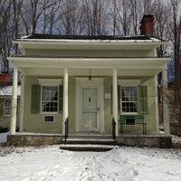 Photo taken at Millard Filmore House Museum by Bill R. on 2/18/2013