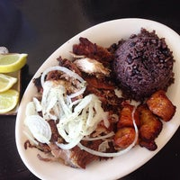 Photo taken at El Cochinito by Midtown Lunch LA on 10/6/2014