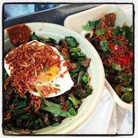 Photo taken at Chego! by Midtown Lunch LA on 2/14/2013