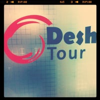Photo taken at Desh Tour by Teguh P. on 1/3/2013