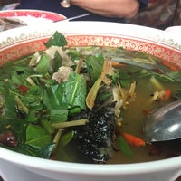 Photo taken at Pla Yai Restaurant by TiiTY J. on 2/26/2016