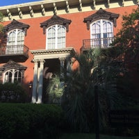 Photo taken at Mercer Williams House by Melinda B. on 4/26/2016