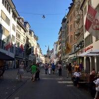 Photo taken at Rennweg by Tamara B. on 8/27/2016