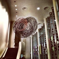 Photo taken at The Carpenter Performing Arts Center by Kendyl Y. on 1/27/2013