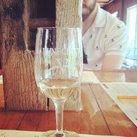 Photo taken at Vynecrest Vineyard & Winery by Kate Z. on 5/17/2014