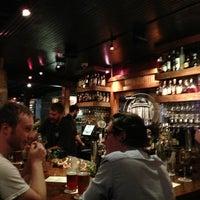 Photo taken at Wrecking Bar Brewpub by Chris N. on 7/11/2013