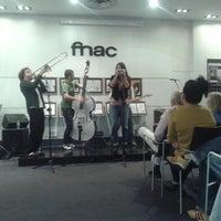 Photo taken at Fnac by Lulu B. on 9/28/2012